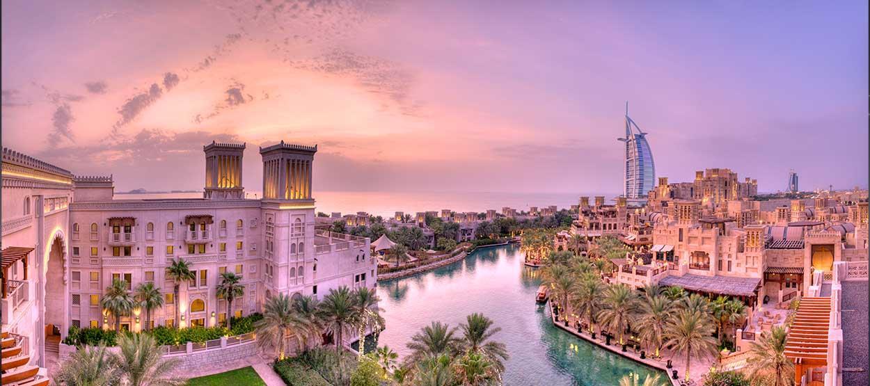 ماه عسل در دبی