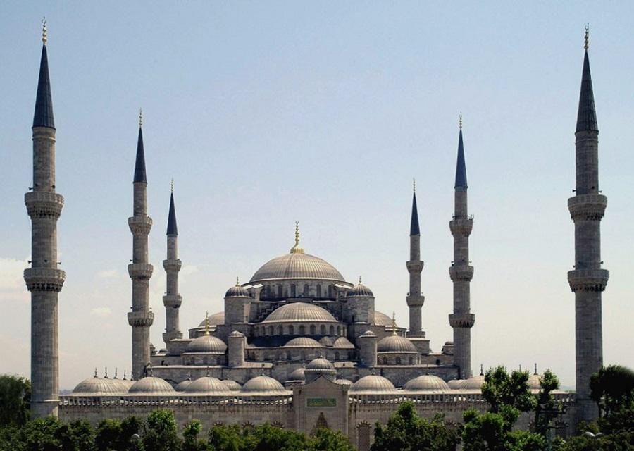 مسجد آبی استانبول, قدمت تاریخی مسجد آبی استانبول