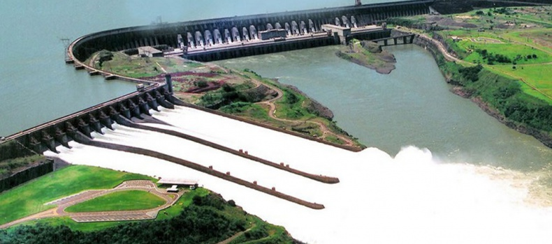 شهر توریستی فوز دو ایگواسو برزیل