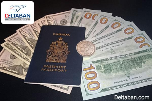 مراحل درخواست ویزا کانادا