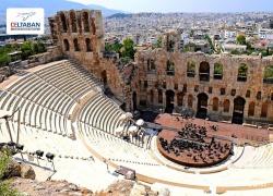 جاذبه های یونان