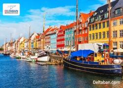 کشور دانمارک