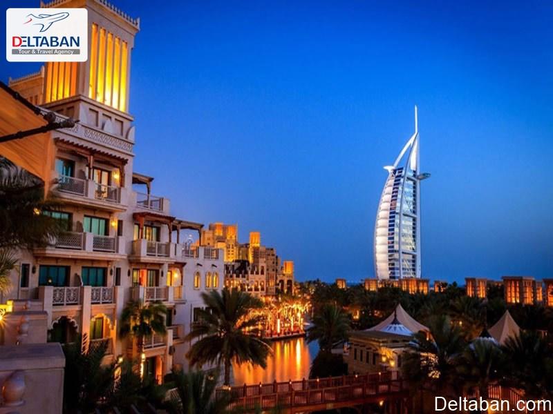 نماد شهر دبی