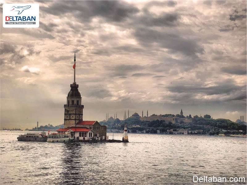 برج دختر استانبول و افسانه های مربوط به آن
