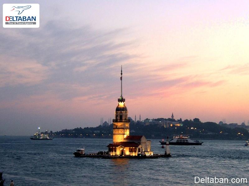 شاهزاده و مار از افسانه های برج دختر استانبول
