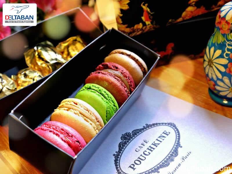 با معروفترین شیرینی های پاریس بیشتر آشنا شویم