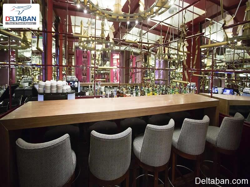 لا پاریلا از جمله بهترین رستوران های منطقه جمیرا دبی