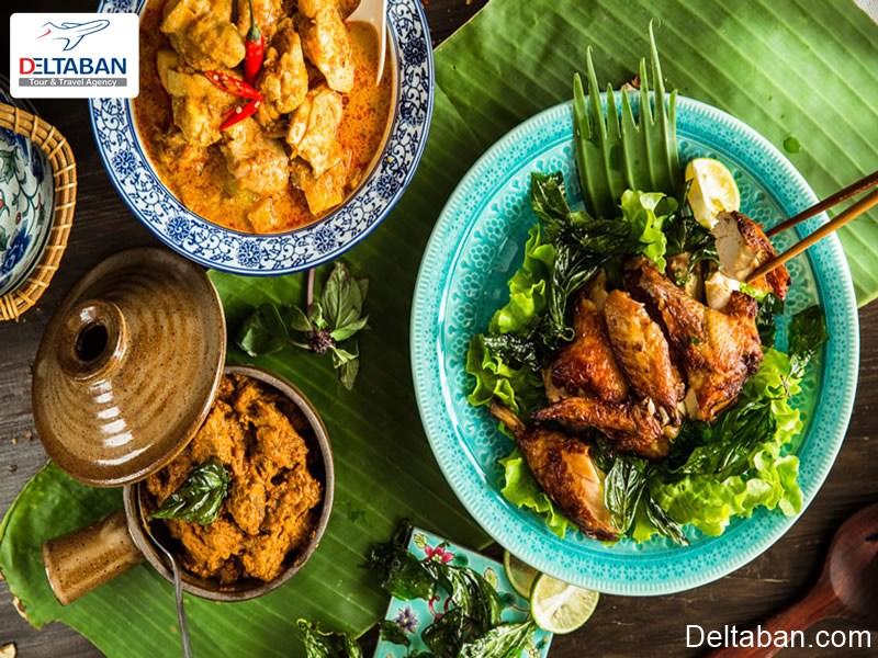 غذاهای سنتی لنکاوی, بررسی و شناخت غذاهای سنتی لنکاوی