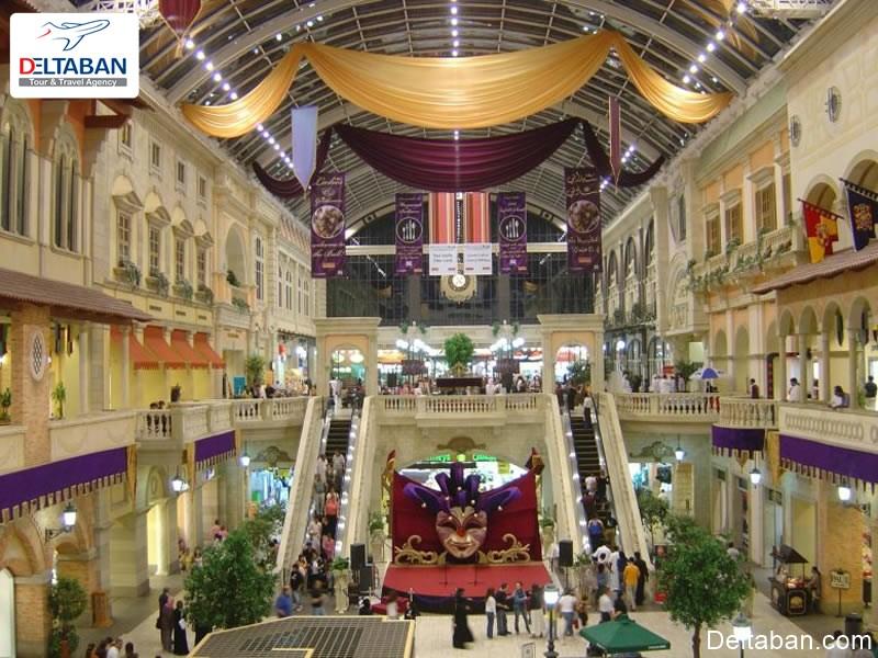 فستیوال سیتی مال از مراکز خرید دبی