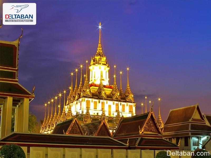 لوها پرازات از معابد بانکوک