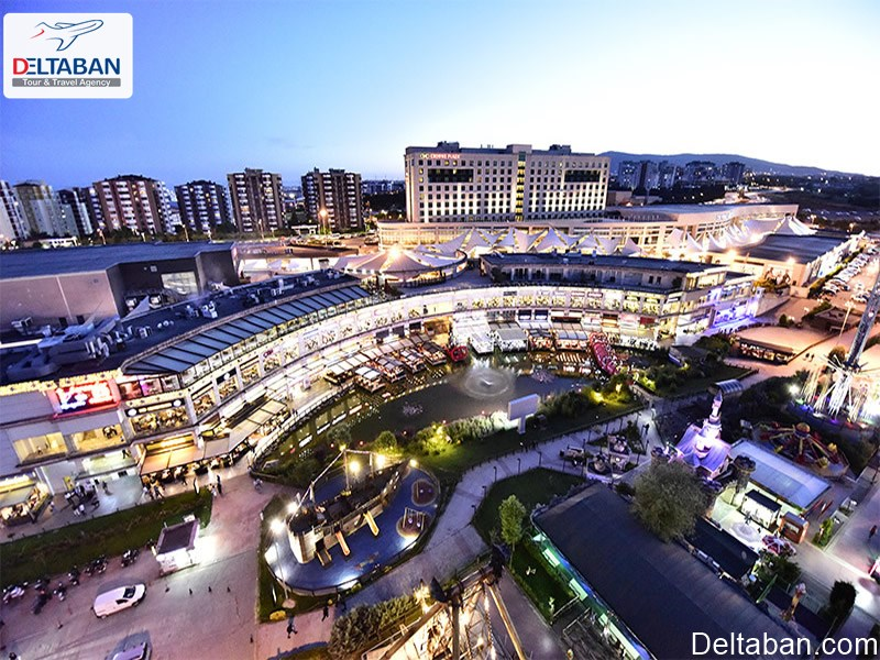 ویاپورت مکانی دنج برای خرید در استانبول