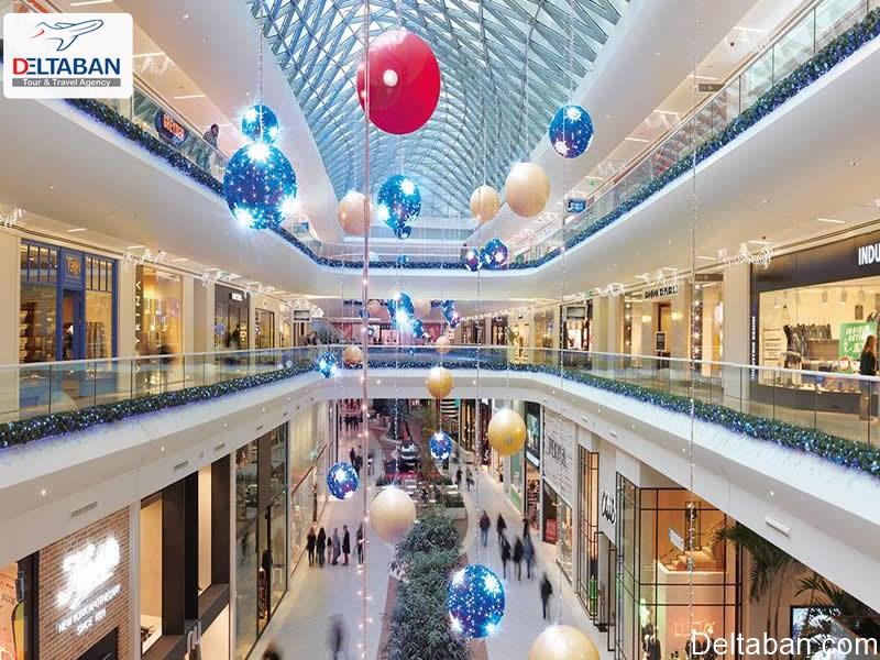 آکاسیا آجی بادام از بهترین مراکز خرید در استانبول