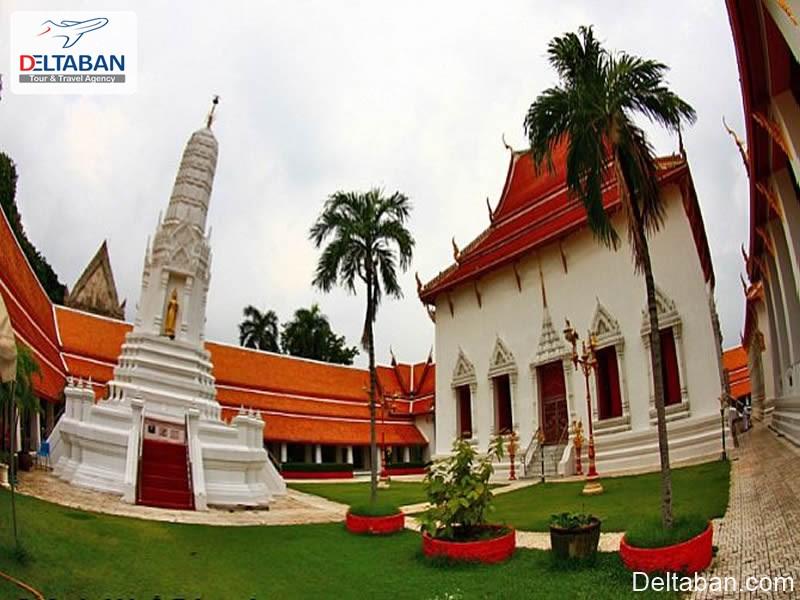معبد مهاتات از معابد بانکوک