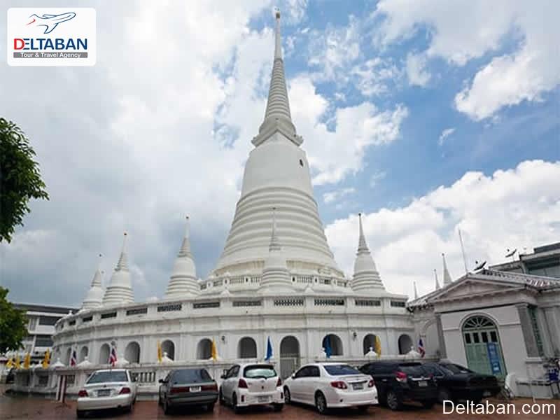 معبد پرایون از معابد بانکوک