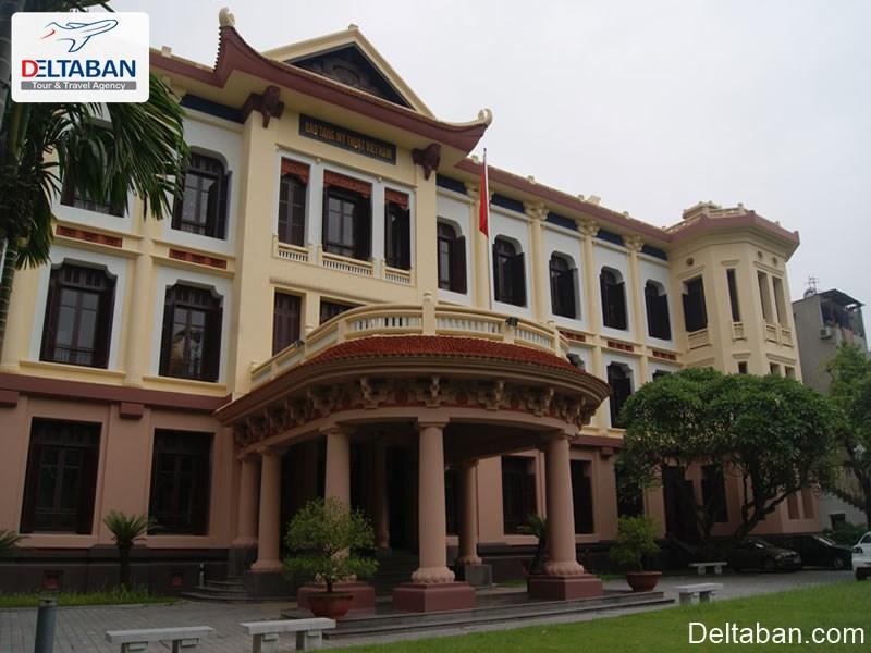 موزهی ملی هنرهای زیبای هانوی