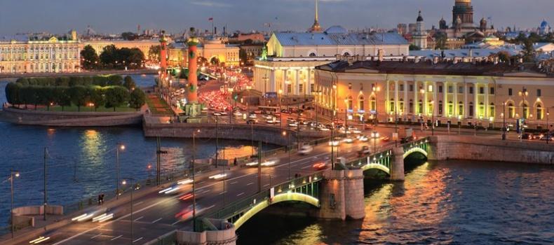 هزینه های سفر به سنت پترزبورگ