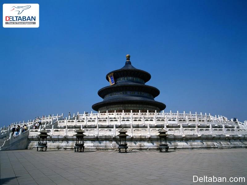 شهر ممنوعه پکن از معروف ترین کاخ های پکن