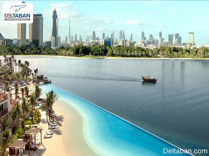 تفریحات دریایی دبی