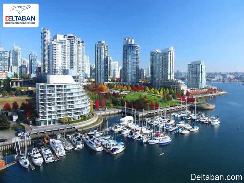 از گرانترین تا ارزانترین هتل های ونکوور