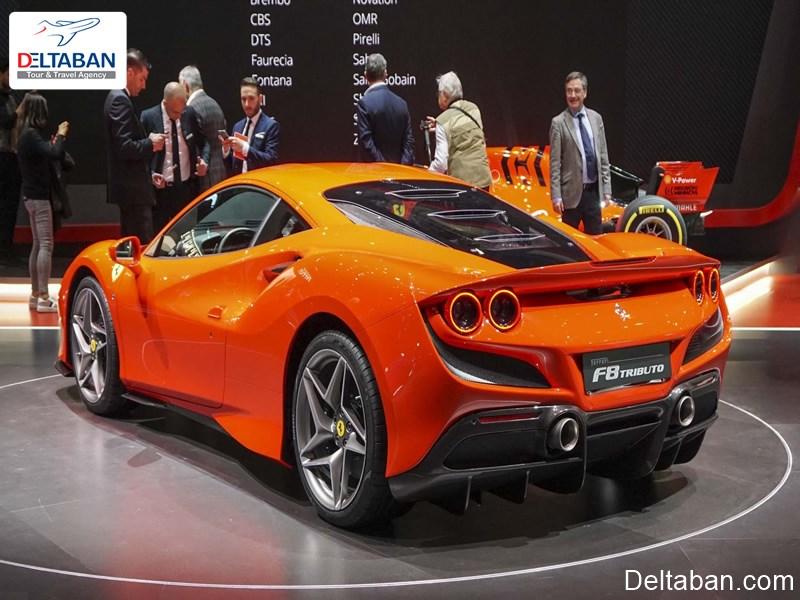 بررسی دقیق و آشنایی با نمایشگاه خودرو ژنو