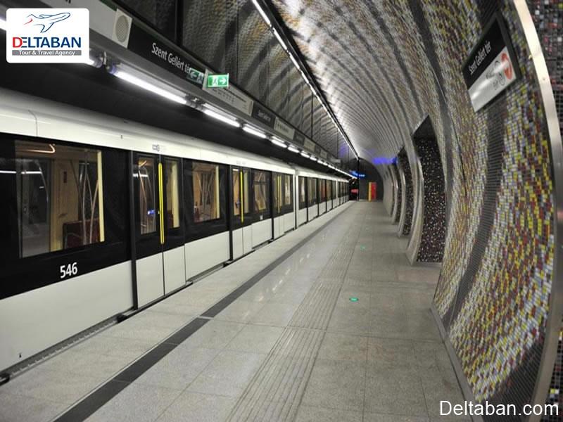 تاریخچه مترو بوداپست, تاریخچه مترو بوداپست