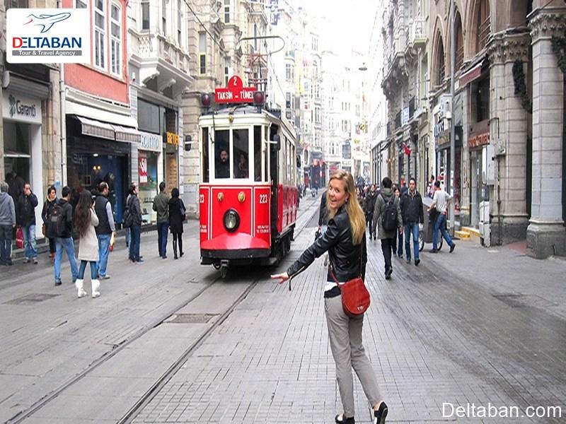 آشنایی با آشنایی با حمل و نقل شهری استانبول