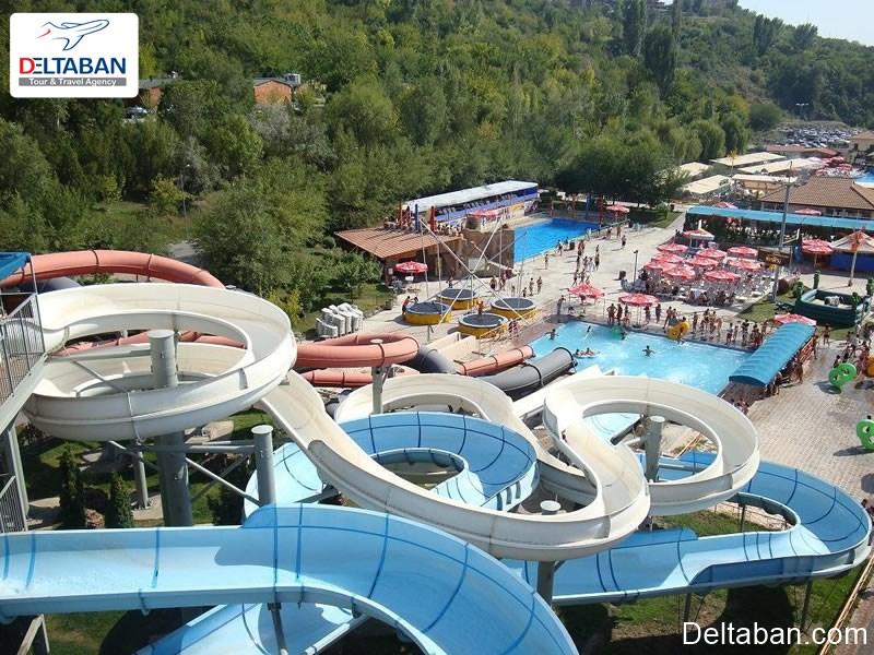 پارک آبی و باشگاه دنیای آب