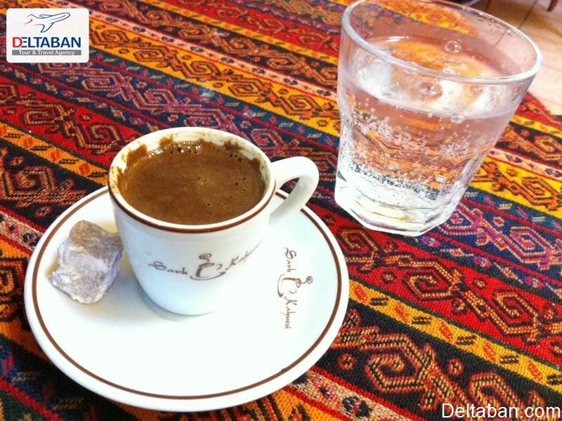 سارک قهوه سی از جمله بهترین کافه های استانبول