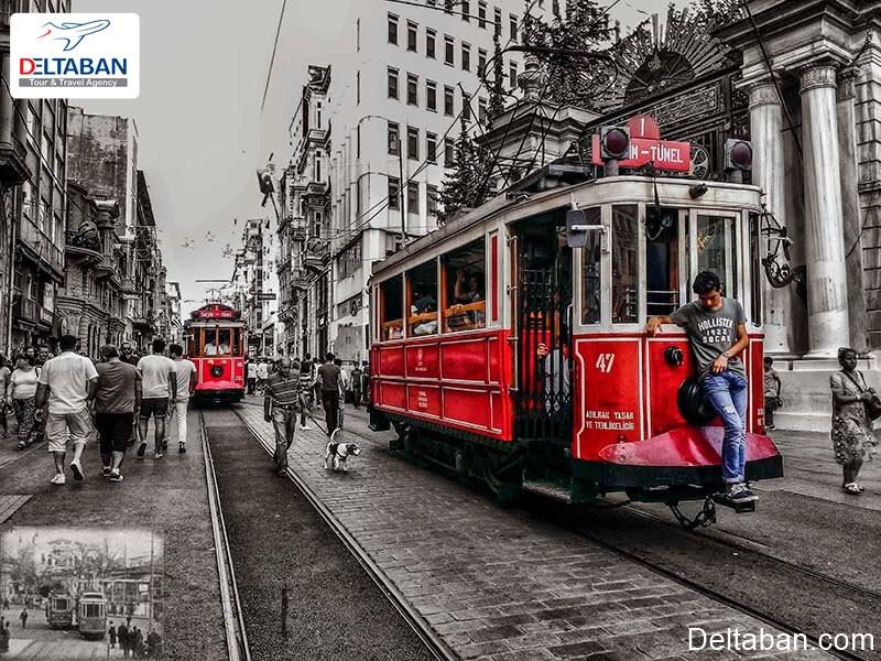 راهنمای حمل و نقل استانبول
