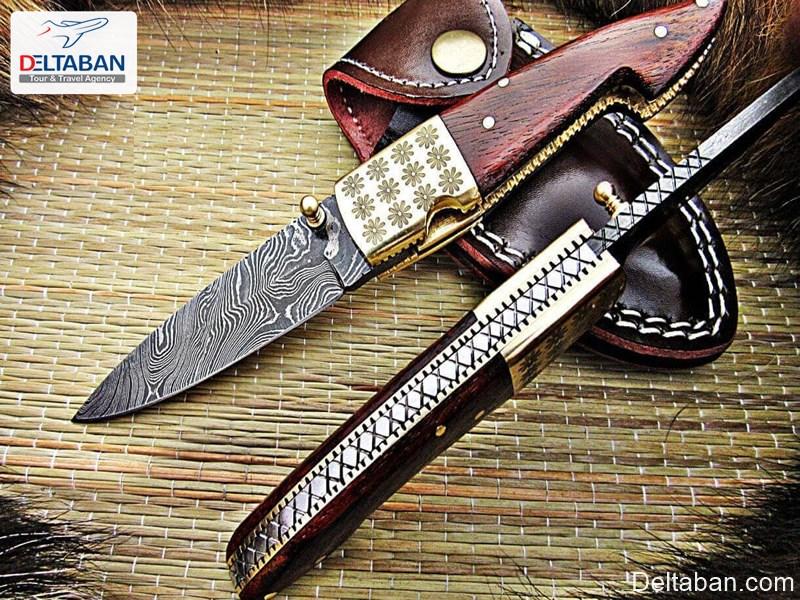 چاقو سازی از جمله صنایع دستی مونیخ