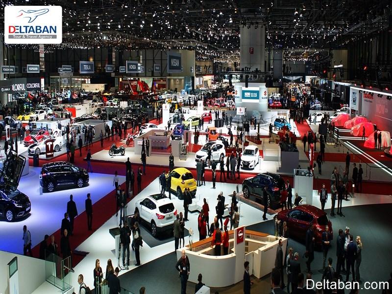 نمایشگاه خودرو ژنو, بررسی دقیق و آشنایی با نمایشگاه خودرو ژنو