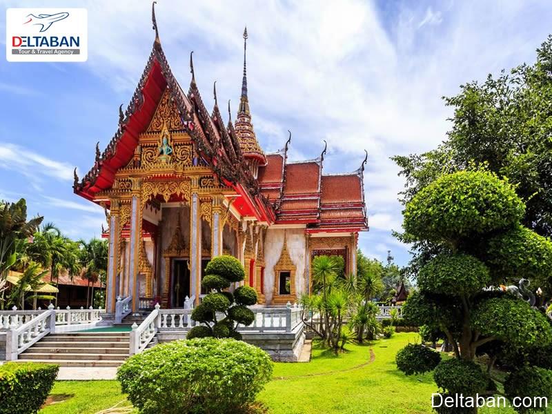 معبد وات چالونگ پوکت