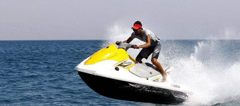 تفریحات ساحلی باکو