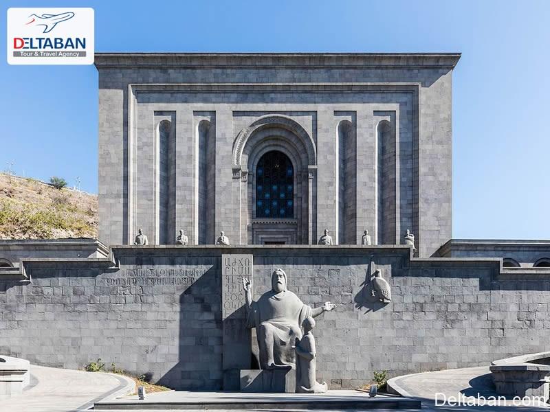 ماتناداران از جمله اماکن تاریخی ایروان