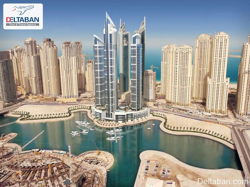 اقامتگاه های دبی