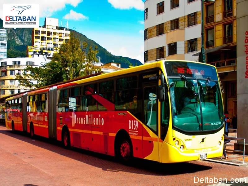 آشنایی با حمل و نقل شهری استانبول
