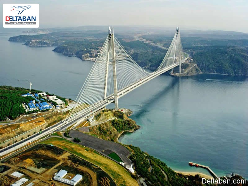 پل های استانبول