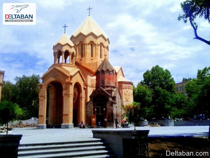 کلیسای سنت آستواتساتین نورک