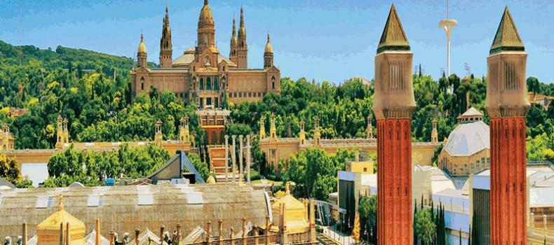 قلعه های بارسلون
