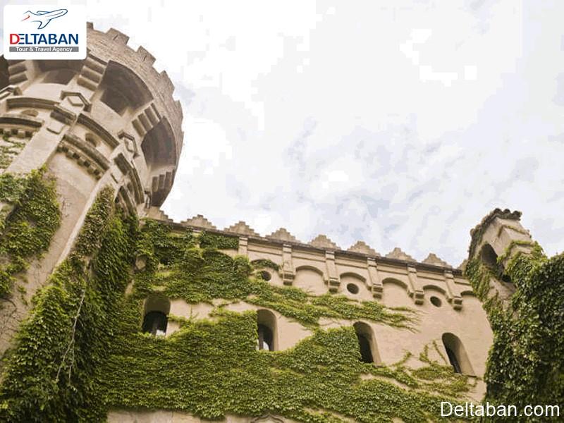 پوتوسی از جمله قلعه های بارسلون