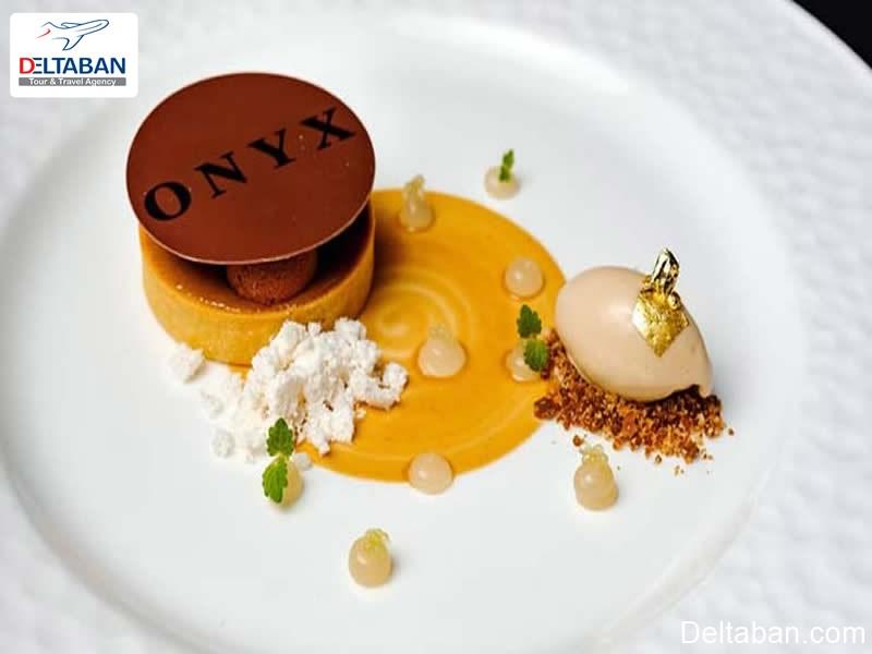 رستوران اونیکس