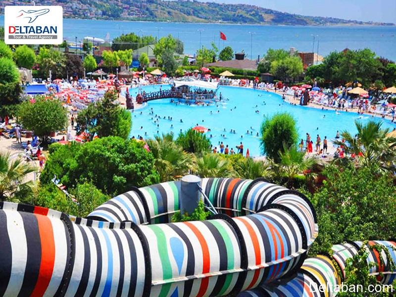 پارک آکو مارینا از پارک های آبی استانبول