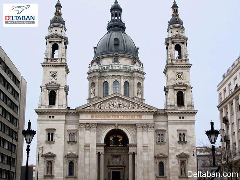 لیسای سنت استفان از قدیمی ترین کلیساهای بوداپست
