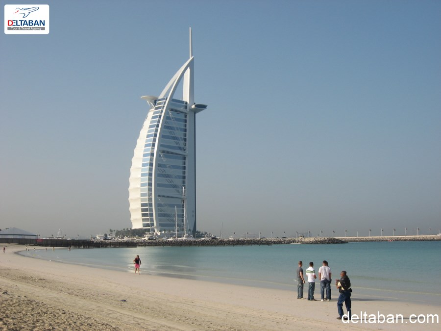 هتل 7 ستاره برج العرب