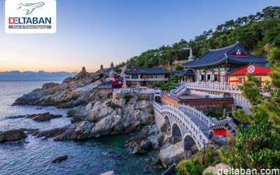 جاذبه های گردشگری کره جنوبی