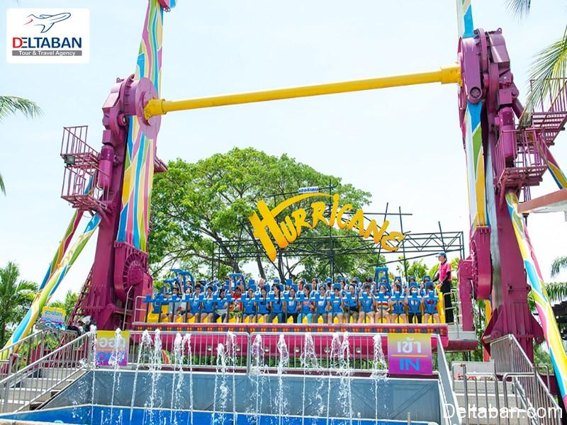 معرفی تفریحات بانکوک