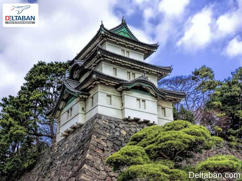 کاخ تاریخی توکیو