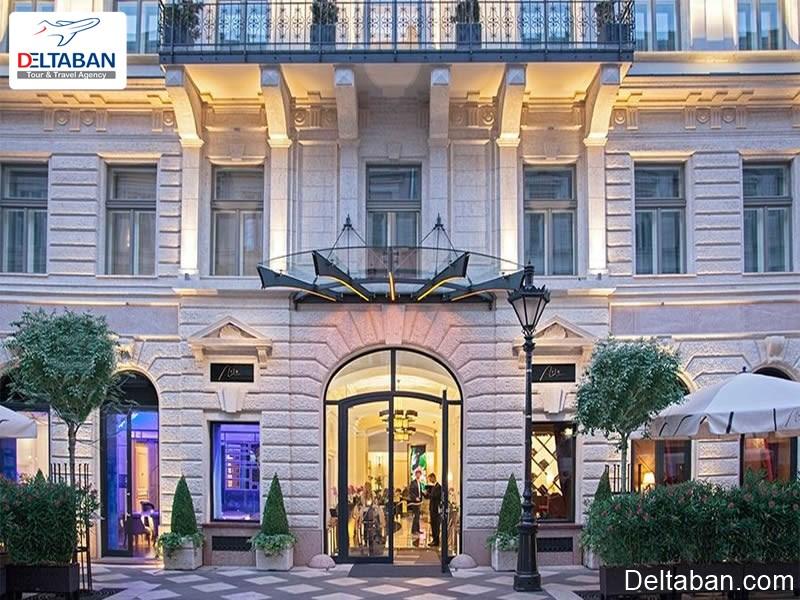 Aria Hotel Budapest از بهترین هتل های بوداپست