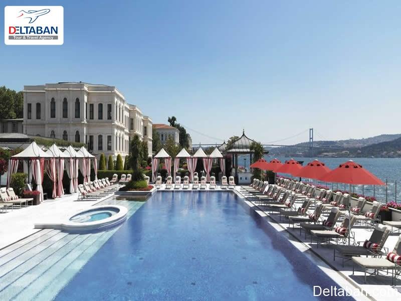 هتل فور سیزن هتل های جمیرا دبی