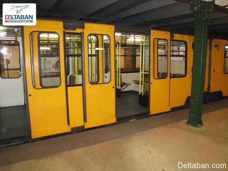 تاریخچه مترو بوداپست